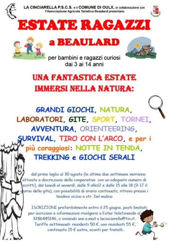 estate ragazzi beaulard 2019